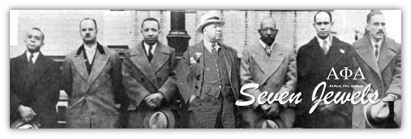 Founders of Alpha Phi Alpha Fraternity, Inc.