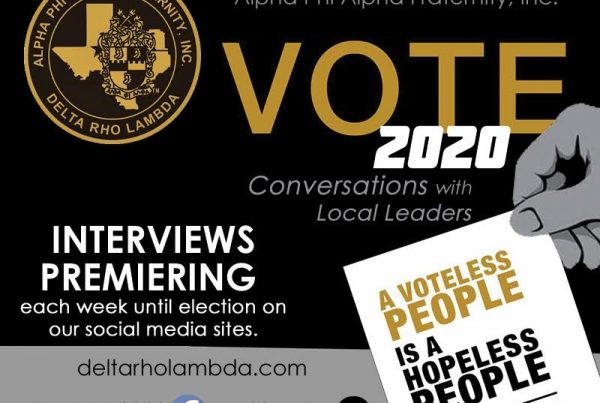 Vote 2020: A Voteless People Is A Hopeless People